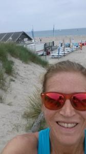 strand noordkust Vlieland