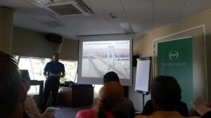 presentatie Sam Blom